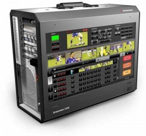 STREAMSTAR Case710 mobilna realizacja i streaming